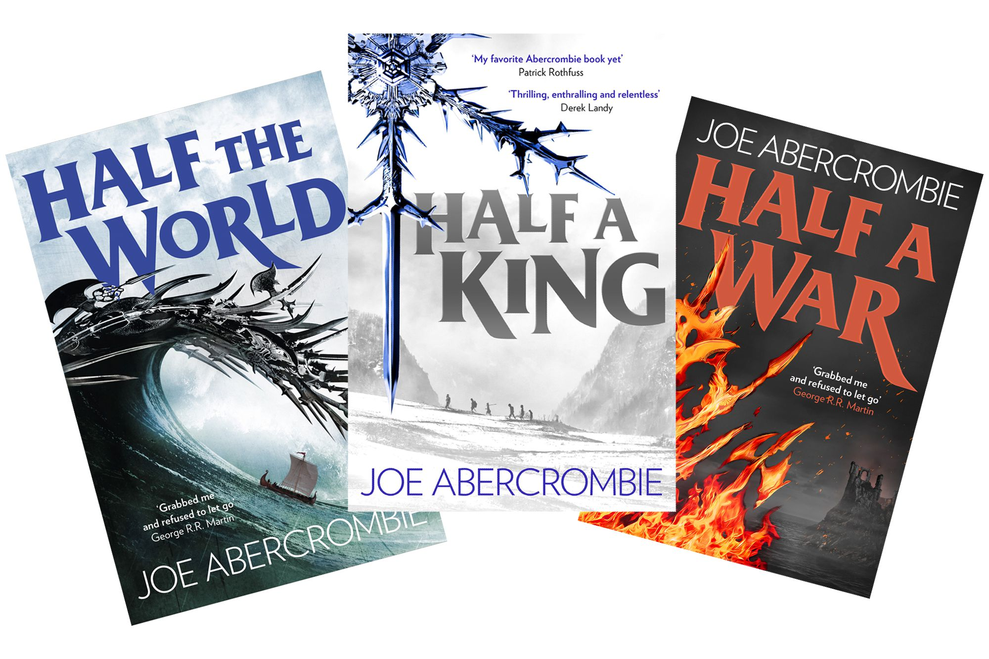 Shattered Sea Trilogy - Joe Abercrombie