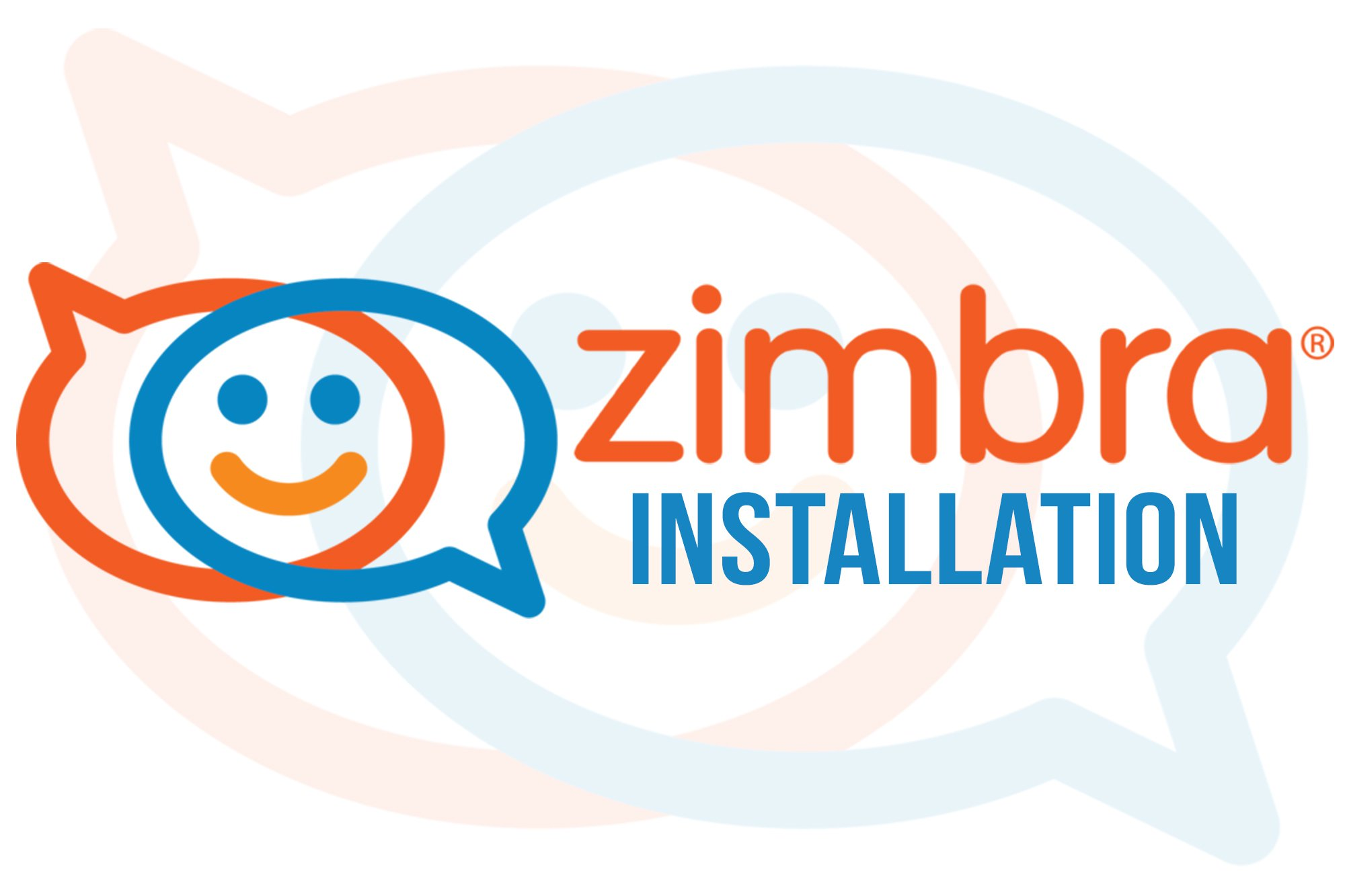 Zimbra Collaboration - Installation