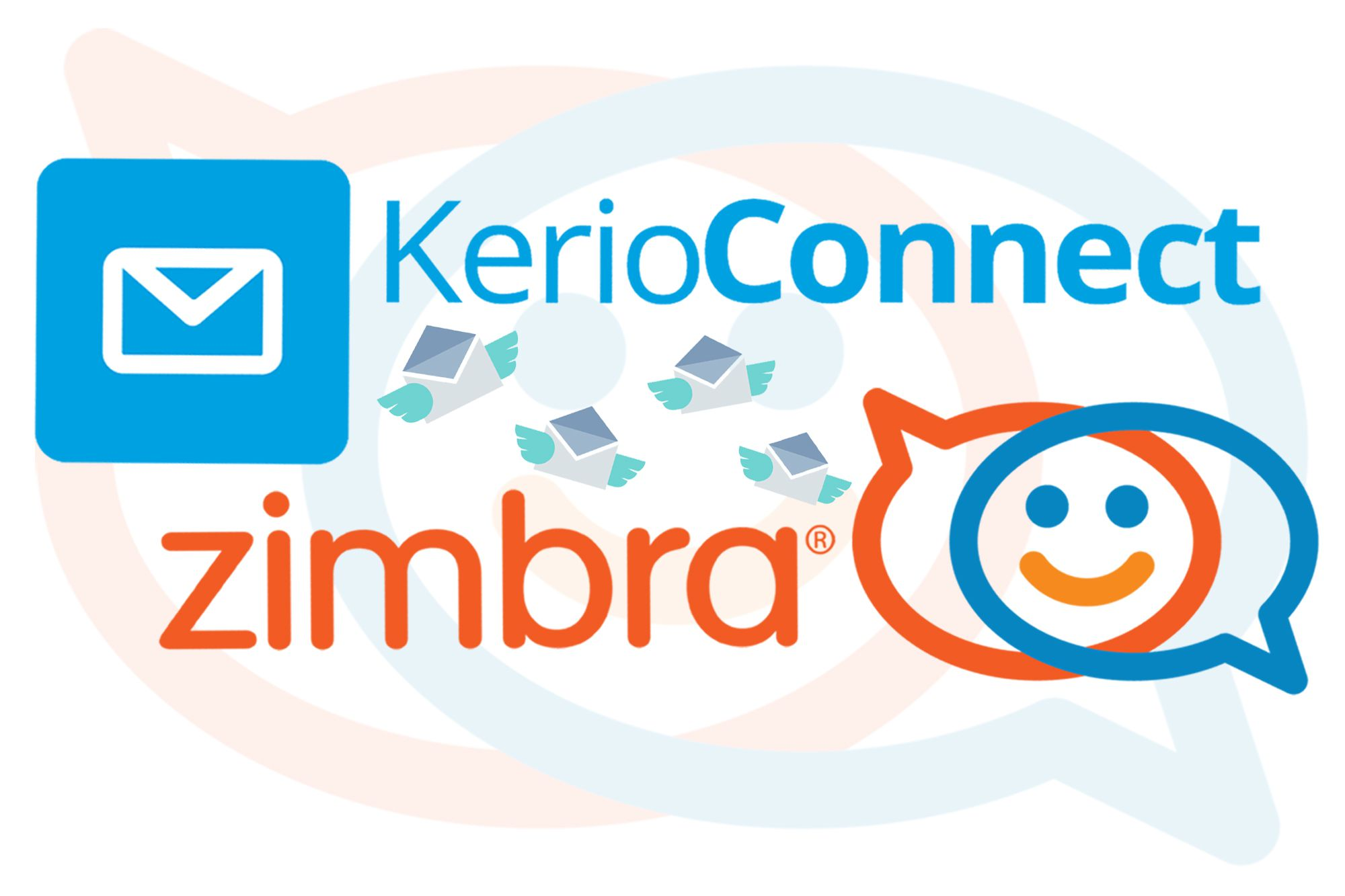 Migrate accounts from Kerio Connect to Zimbra Collaboration